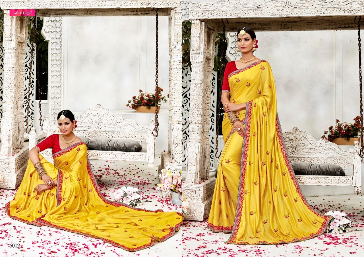 Varsiddhi Fashion Mintorsi Virasat 6002