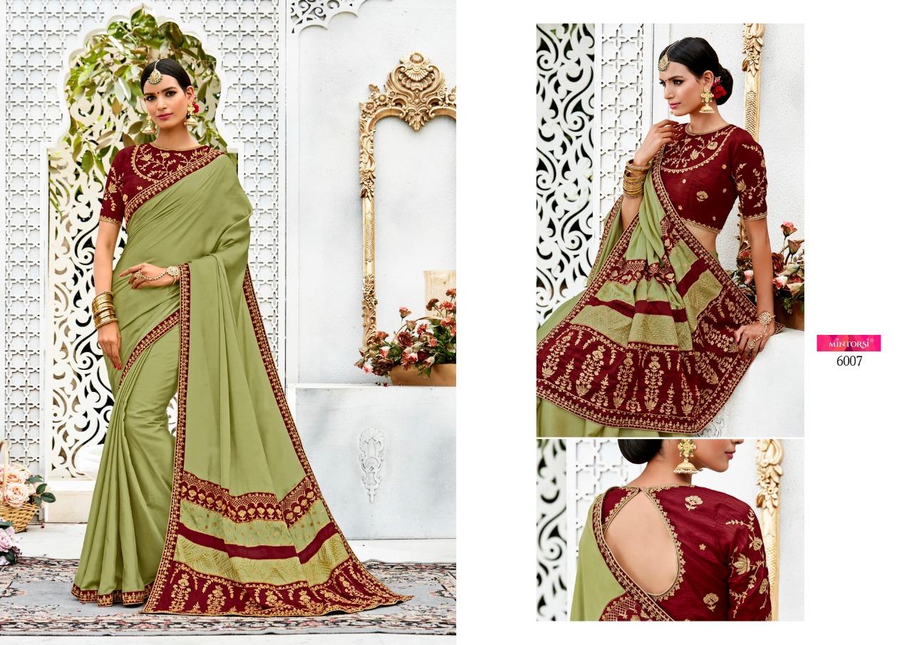 Varsiddhi Fashion Mintorsi Virasat 6007