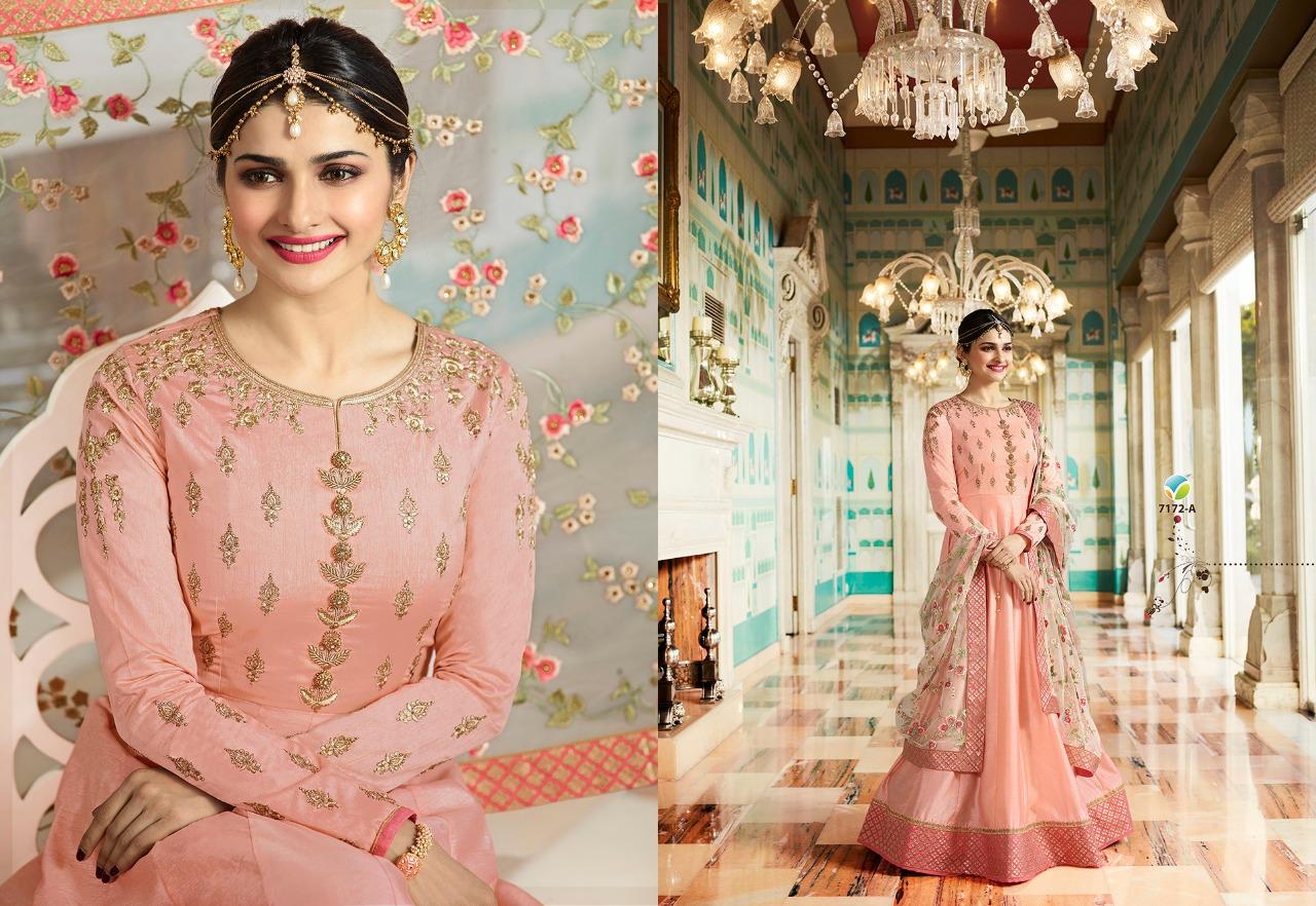 Vinay Fashion Kaseesh Rajmahal Rang Plus 7172A