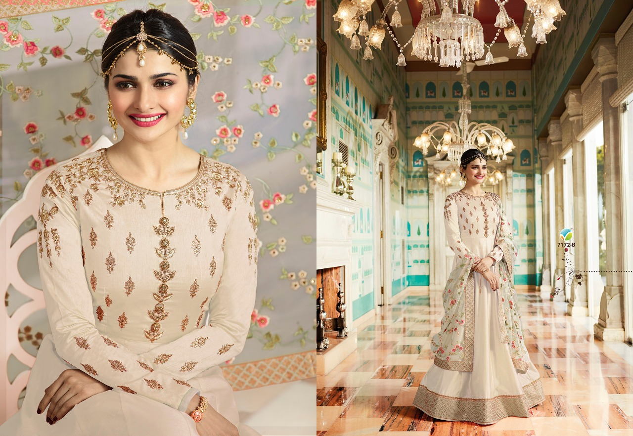 Vinay Fashion Kaseesh Rajmahal Rang Plus 7172B