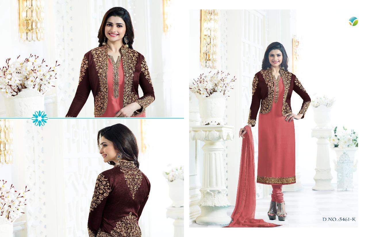 Vinay Fashion Kaseesh Maharani Colorplus 5461K