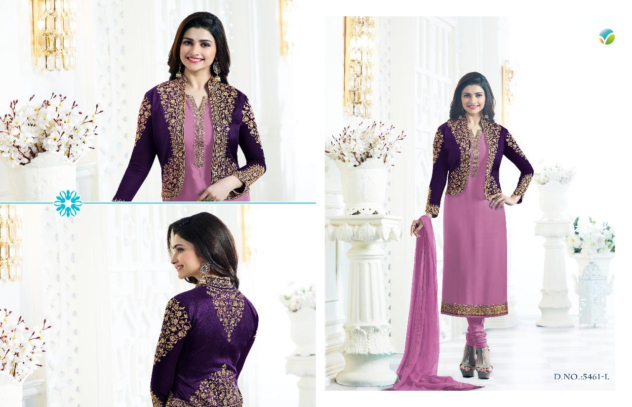 Vinay Fashion Kaseesh Maharani Colorplus 5461L