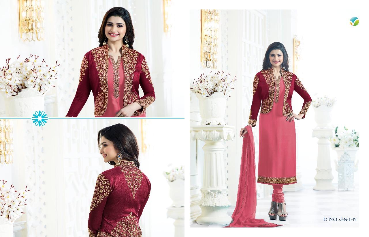 Vinay Fashion Kaseesh Maharani Colorplus 5461N