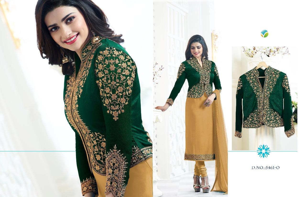 Vinay Fashion Kaseesh Maharani Colorplus 5461O