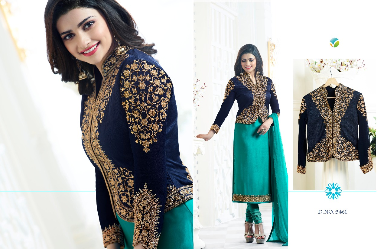 Vinay Fashion Kaseesh Maharani Colorplus 5461