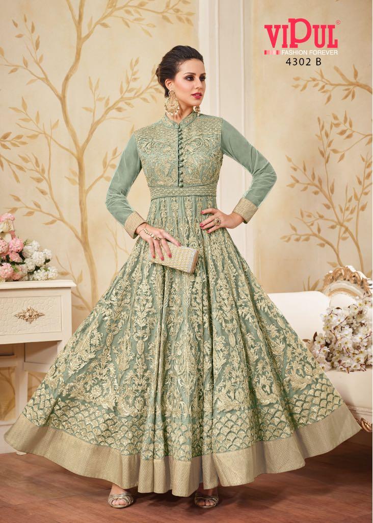 Vipul Fashion Dcat 4302B