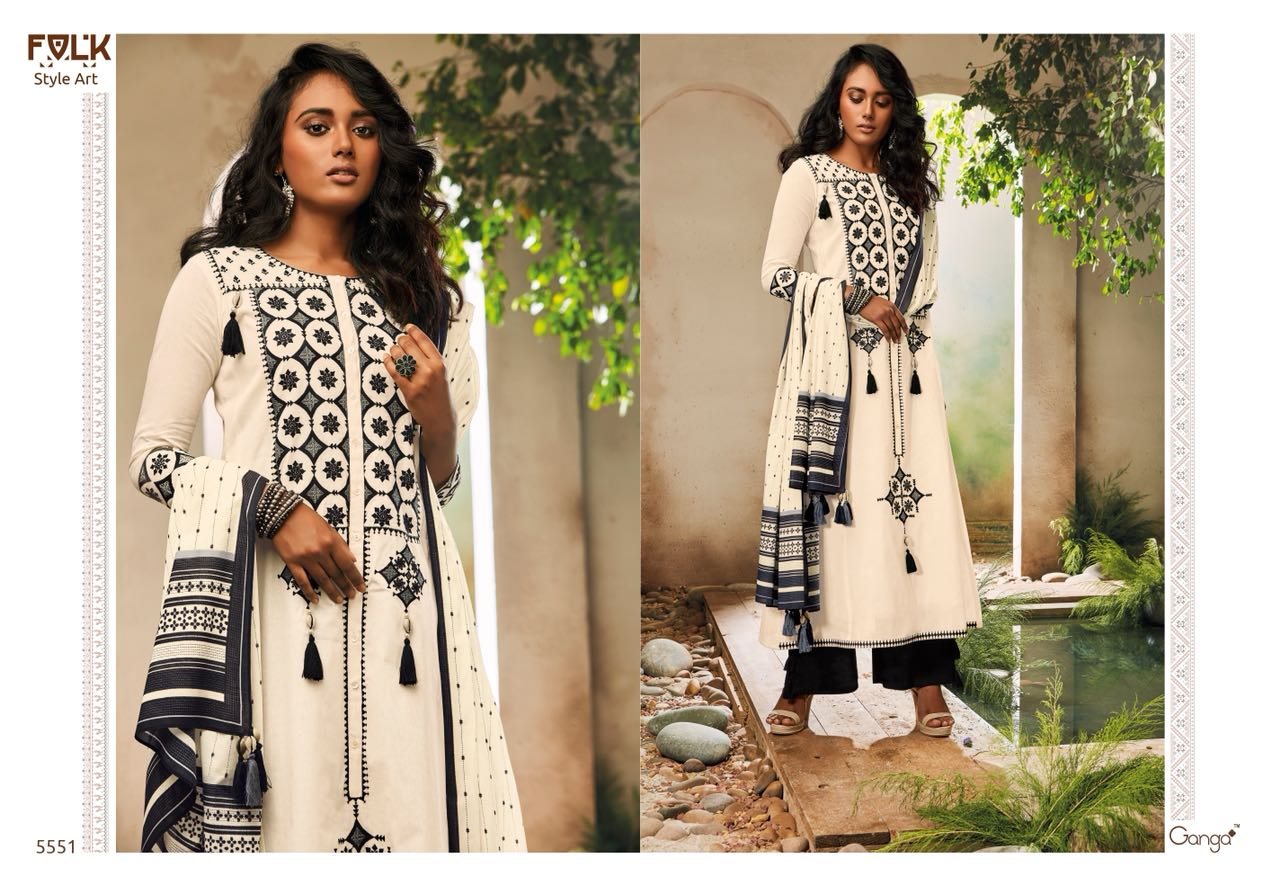 Ganga Folk Style 5551