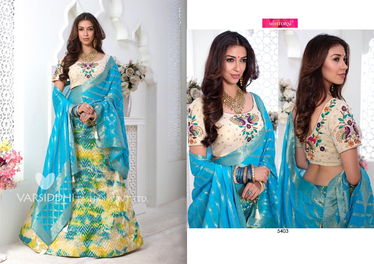 Mintorsi Varsiddhi Fashions 5403