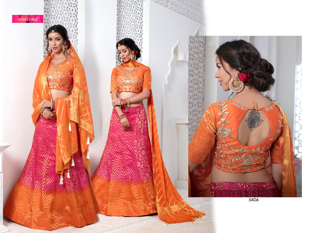 Mintorsi Varsiddhi Fashions 5406
