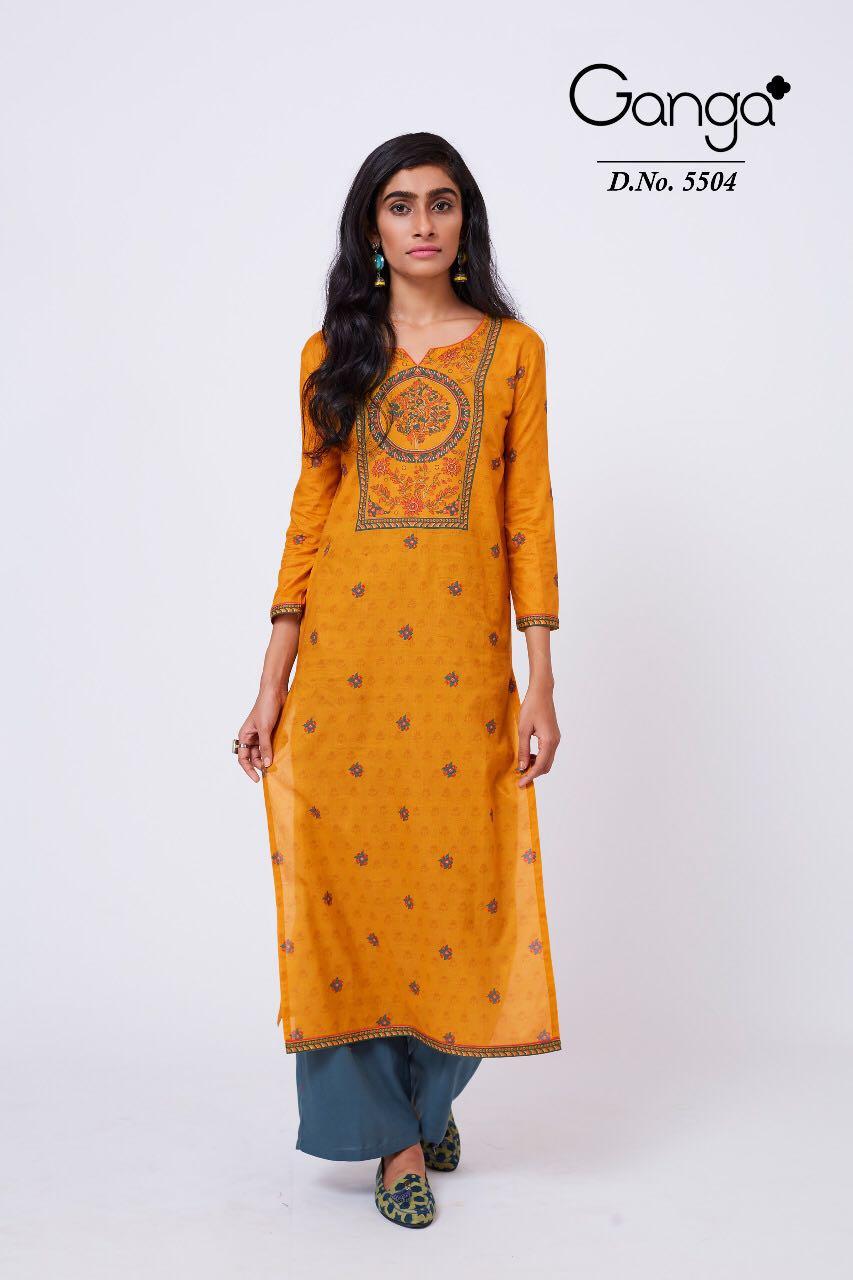 Ganga Readymades 5504