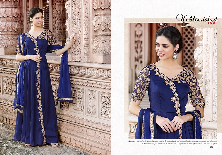 Gulzar Suits Collection 2203