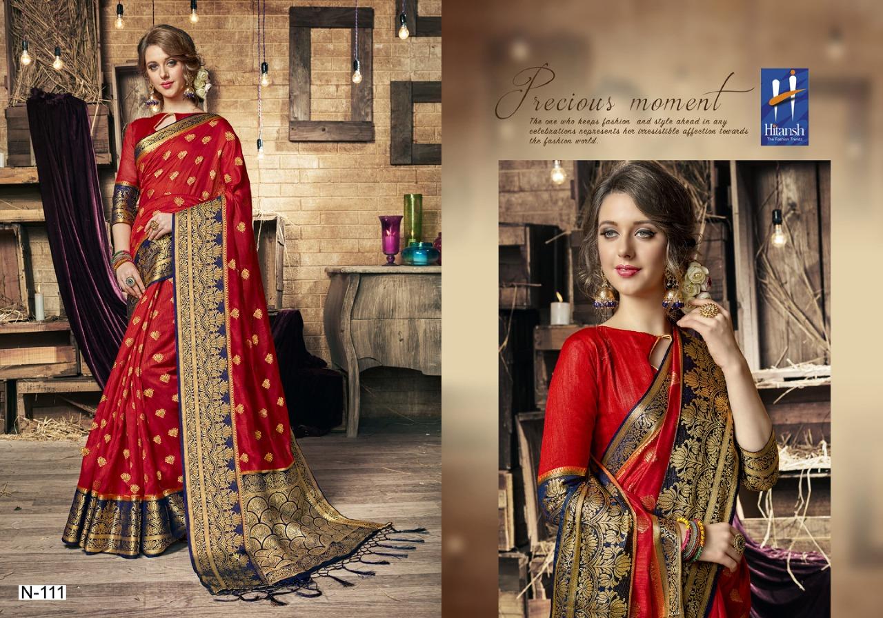 Hitansh Fashion Anamika N-111