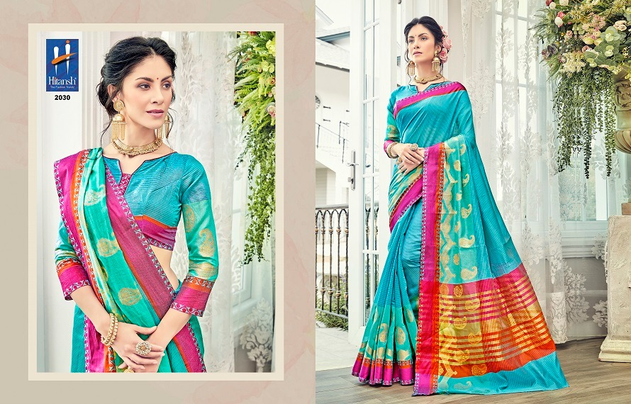 Hitansh Fashion Silk Touch 2030