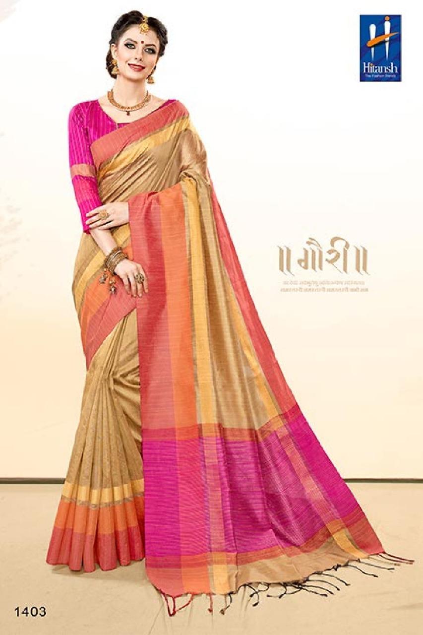 Hitansh Saree Radhika 1403