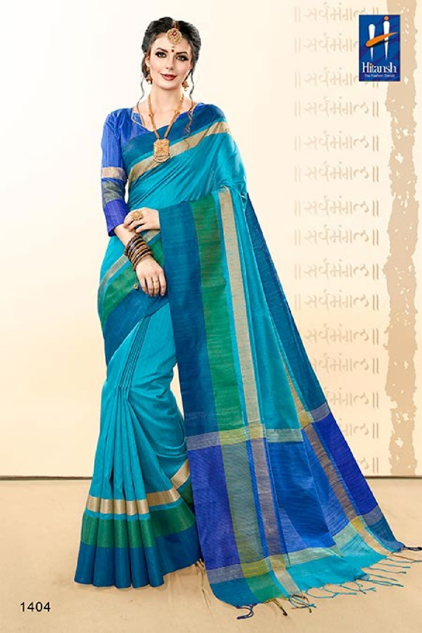 Hitansh Saree Radhika 1404