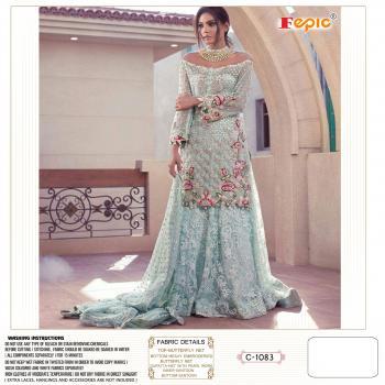 Fepic Rosemeen 1083 Pakistani Suits