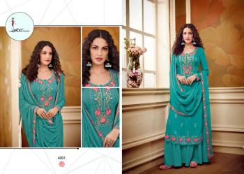 Eba Lifestyle Noorjahan Vol-1 4001-4006 Series