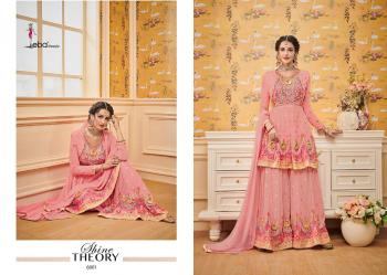Eba Lifestyle Shehzadi Vol-1 6001-6005 Series