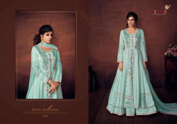 Arihant Designer Vamika Crimsyn 12001-12004 Series