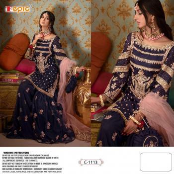 Fepic Rosemeen Designer Suit C-1113 Design