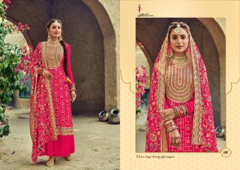 Eba Lifestyle Satrangi Karwa Chauth Collection 21 1207-1210 Series