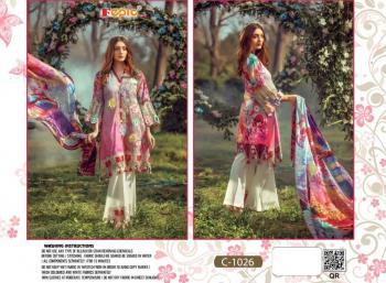 Fepic Rosemeen Rang Lawn C-1026