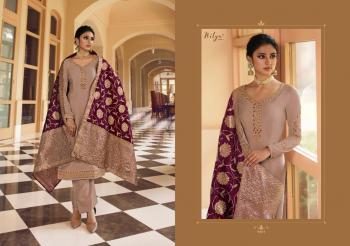 LT Fabrics Nitya Vol-166 6601-6608 Series