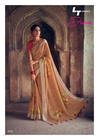 Lt Fabrics Dharma 3501-3510 Series
