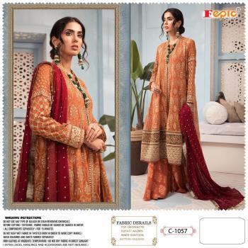 Fepic Rosemeen C-1057 Salwar Suits