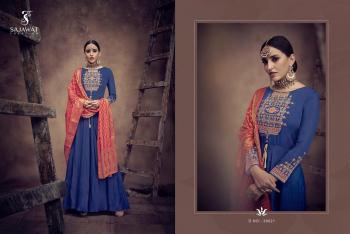 Sajawat Creation Bride Vol4 39021-39027 Series