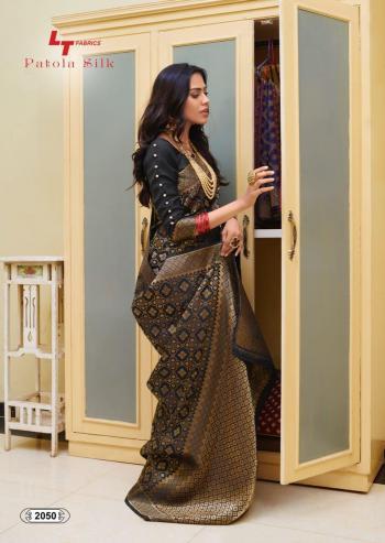 LT Fabrics Patola Silk 2050-2054 Series
