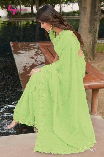 LT Fabrics Akshara 901-910 Series
