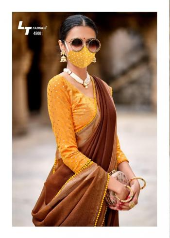 LT Fabrics Ananta Vol-2 49001-49010 Series