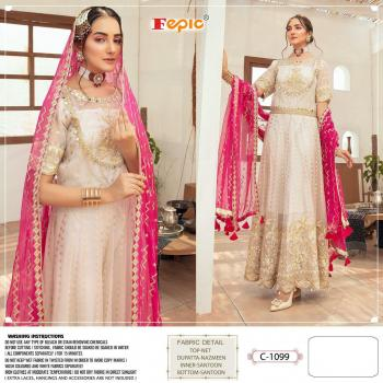 Fepic Rosemeen C-1099 Dress Material