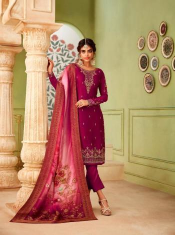 Glossy Simar Maheera 10701-10708 Series
