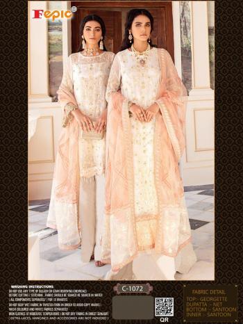 Fepic Rosemeen C-1072 Salwar Suits