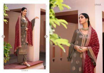 Glossy Simar Safa 8118-8121 Series