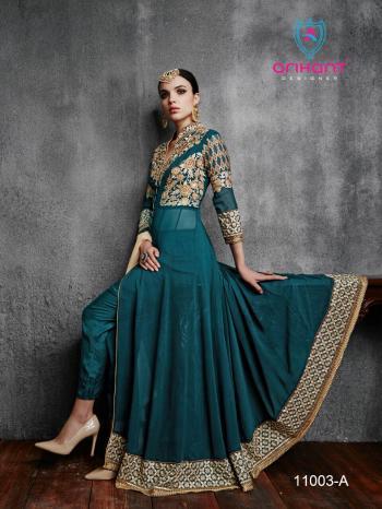 Arihant Designer Hamim Vol-4 NX 11003 Colors
