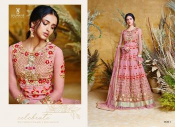 Sajawat Creation Bride Vol-4 38031-38035 Series