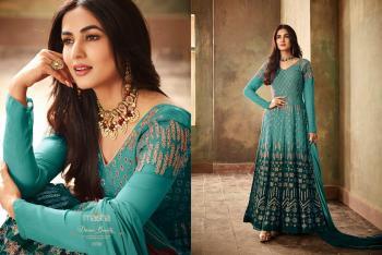Maisha Maskeen Aafreen 6706 Premium Quality Dress