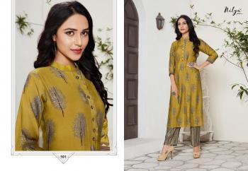 LT Fabrics Nitya Aahna 101-109 Series