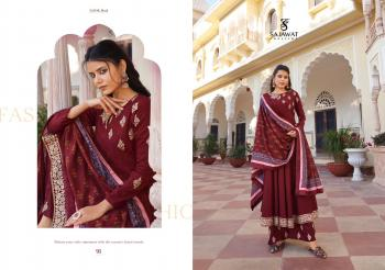 Sajawat Creation Prisha Vol-2 91-96 Series