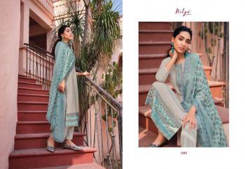 Lt Fabrics Nitya Aanaya 1001-1005 Series