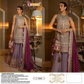Fepic Rosemeen C-1063 Salwar Kameez