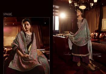 Glossy Simar Velvet 1530-1537 Series