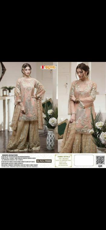 Fepic Rosemeen Bride 39008 Salwar Suits