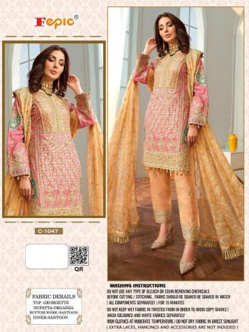 Fepic Rosemeen C-1047 Salwar Suits