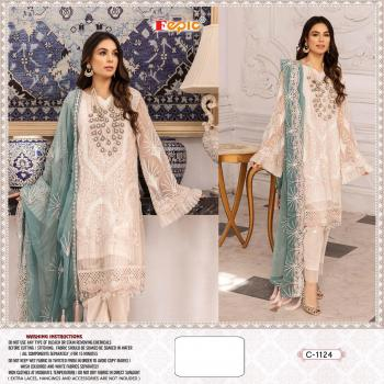 Fepic Rosemeen C-1124 Salwar Suits