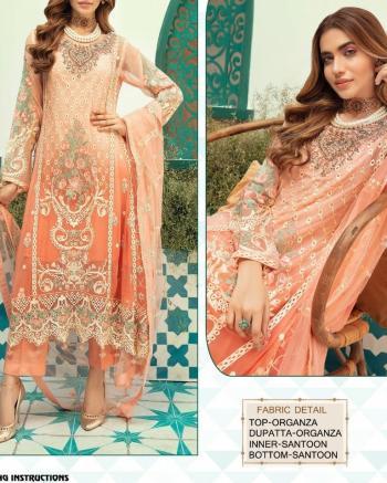 Fepic Rosemeen C-1064 Pakistani Suits