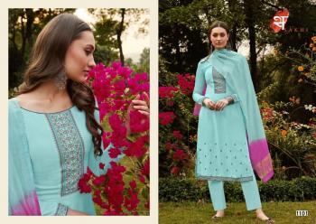Swagat Fashion Sakhi 1101-1108 Series